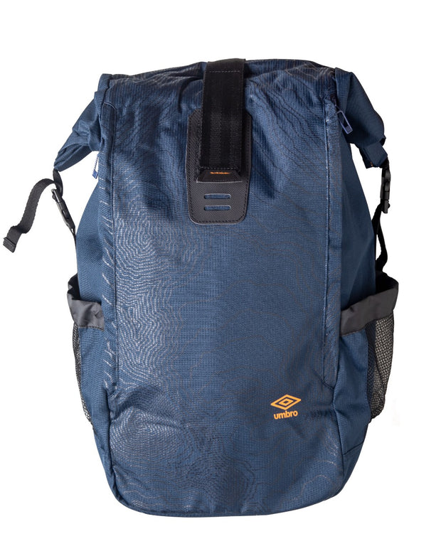 Umbro Velocita Back Pack - (Peacoat/Bright Marigold/Black) - Umbro South Africa