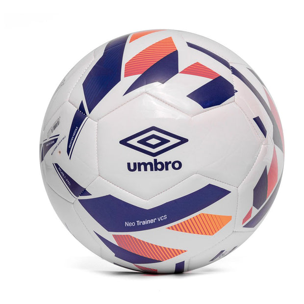 Umbro Neo Trainer Ball - (White/Spectrum Blue/Marigold) - Umbro South Africa