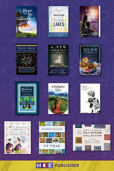 Hmong Books & Resources