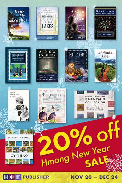 HMONG NEW YEAR SALE (20% OFF)