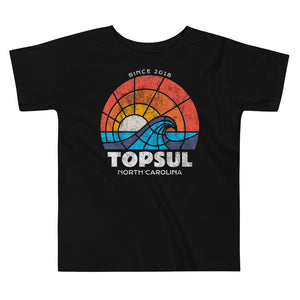 Sunset Toddler Tee