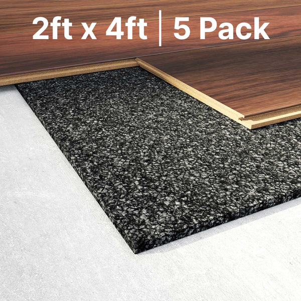CeraZorb HD 2ft X 4ft Insulating Synthetic Cork Underlayment (Single Pack to 40 Pack)  - Prism One
