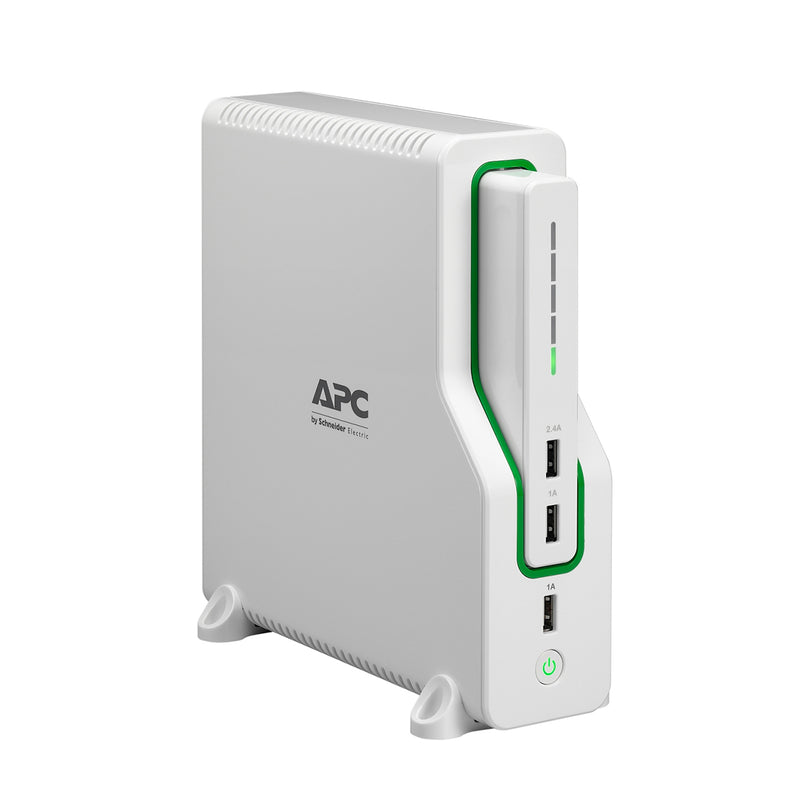 APC Back-UPS Connect (BGE50ML) Lithium Ion UPS with 11400mAh Mobile Power Pack  - Prism One