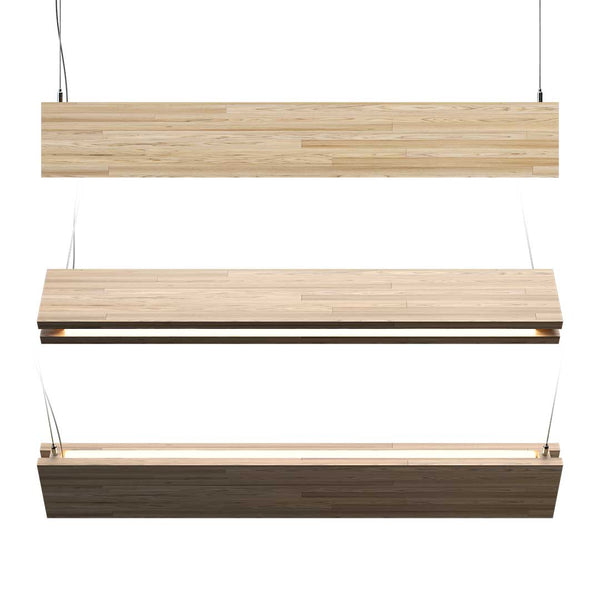LightRay Wooden Beam  - Prism One