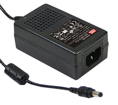 MeanWell GST-18-24 AC/DC Desktop Adaptor Power Supply  - Prism One