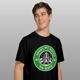 Spend my bucks on weed T-shirt