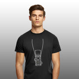 Rolliflex Black T-shirt