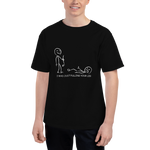 Pulling Your Leg Funny MEME T-shirt