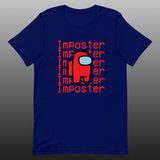 Multiple Imposter - Among Us T-shirt