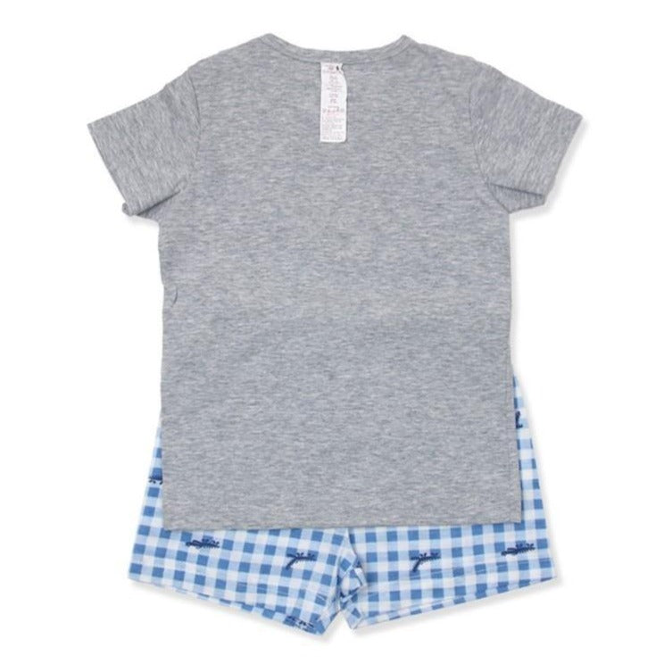 Allan Crocodile Toddler PJ (SUMMER)