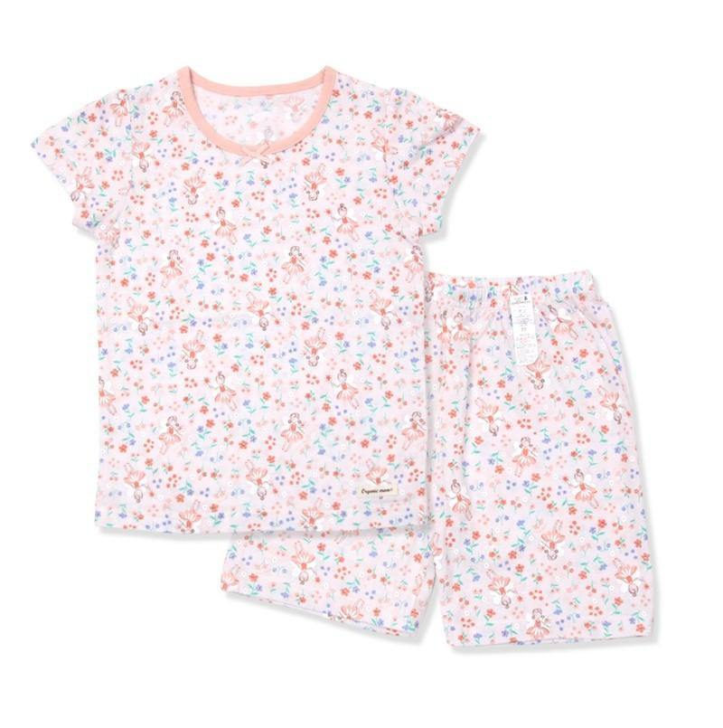 Iris Floral Toddler PJ (SUMMER)