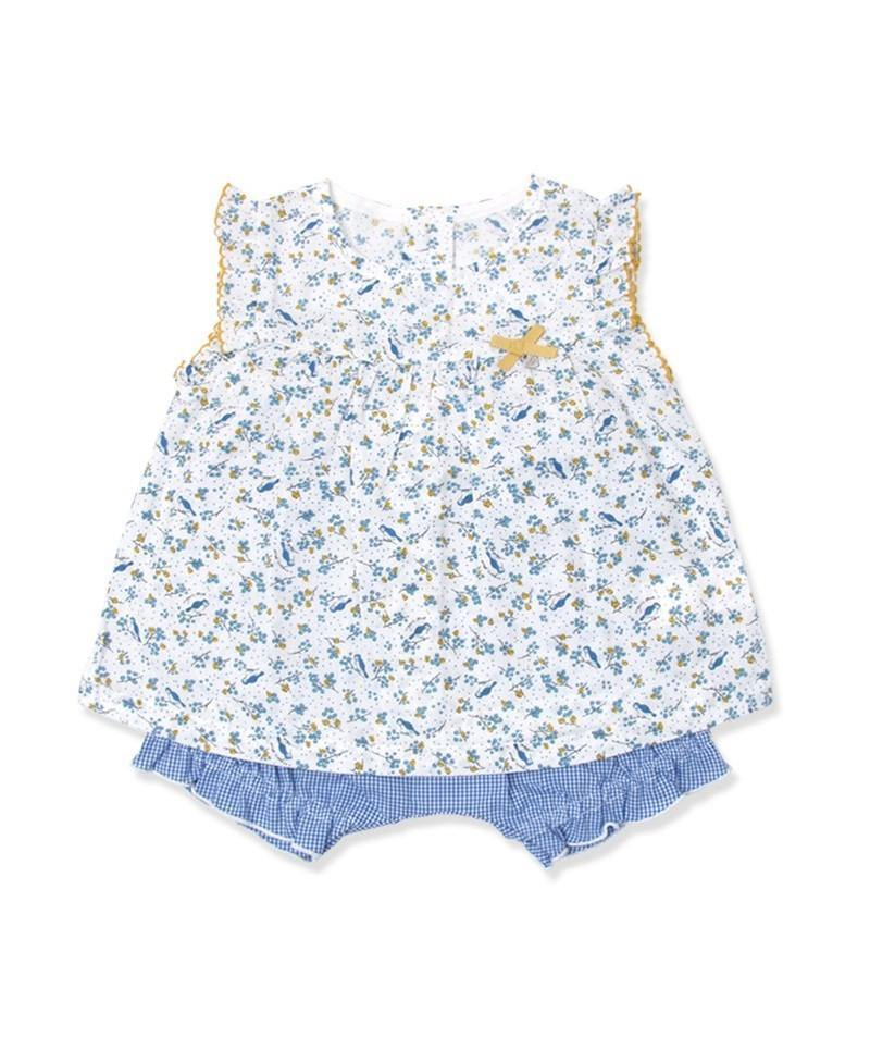 Candy Floral Organic Outfit - Organic Mom Hong Kong