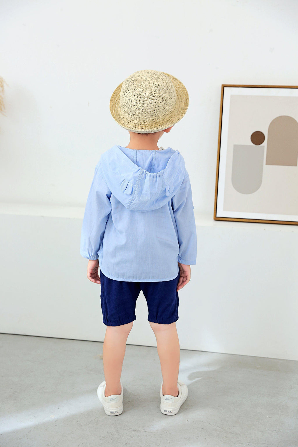 Eric Jacket Happyland Outfit - Organic Mom Hong Kong