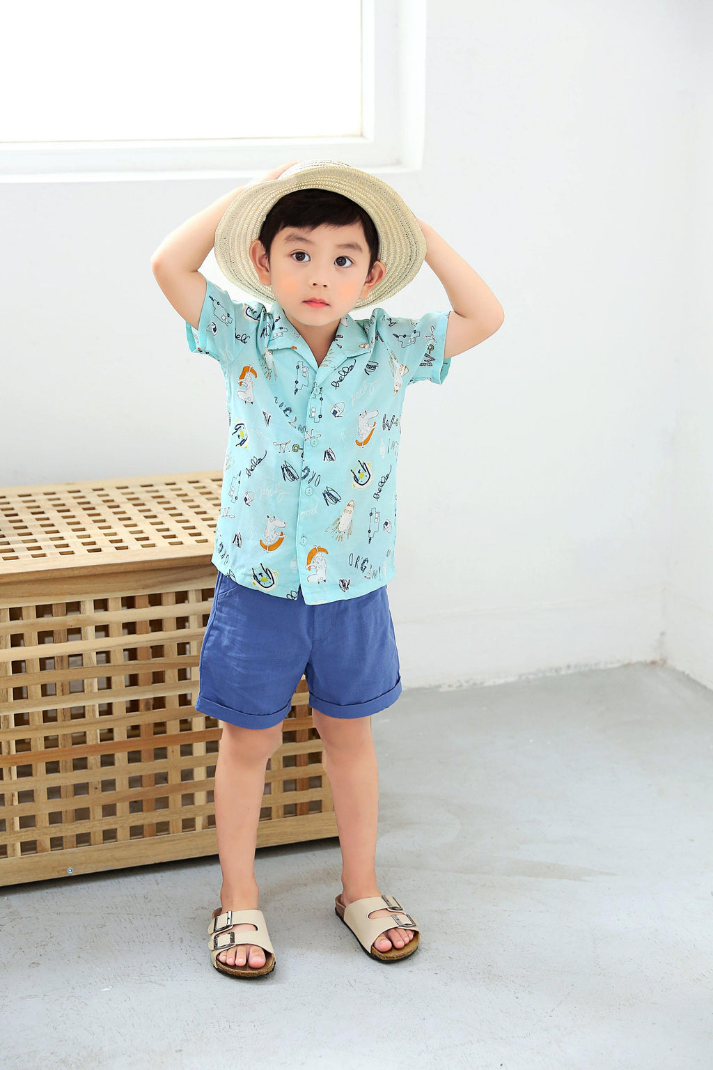 Coby Hawaii Organic Outfit