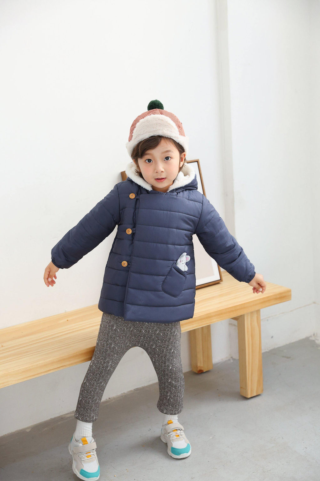 Organic mom Jason Puffer Jacket (Winter)
