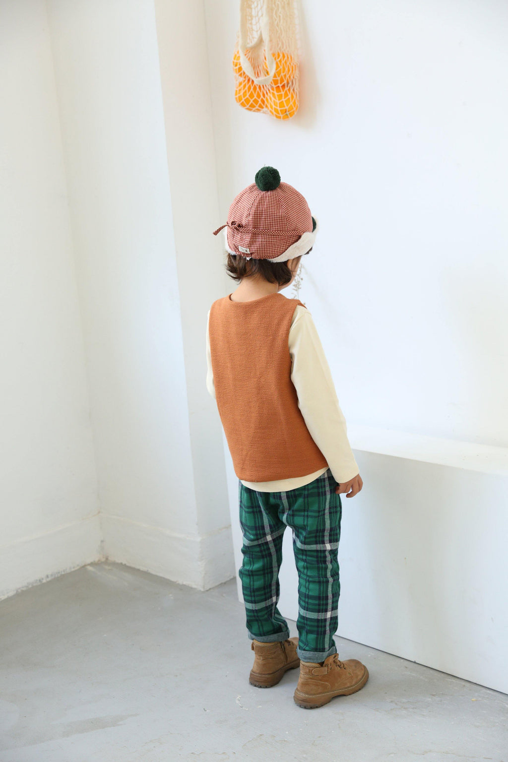 Organic mom K-Boys 3pcs Set(Fall) - Organic Mom Hong Kong