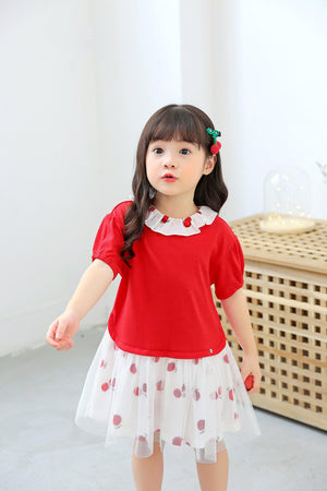 Ruby Dotty Happyland Outfit