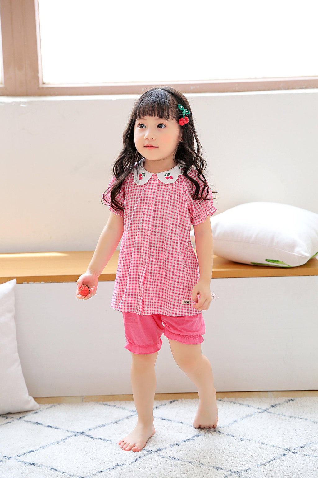 Chloe Cherry Toddler PJ (SUMMER)