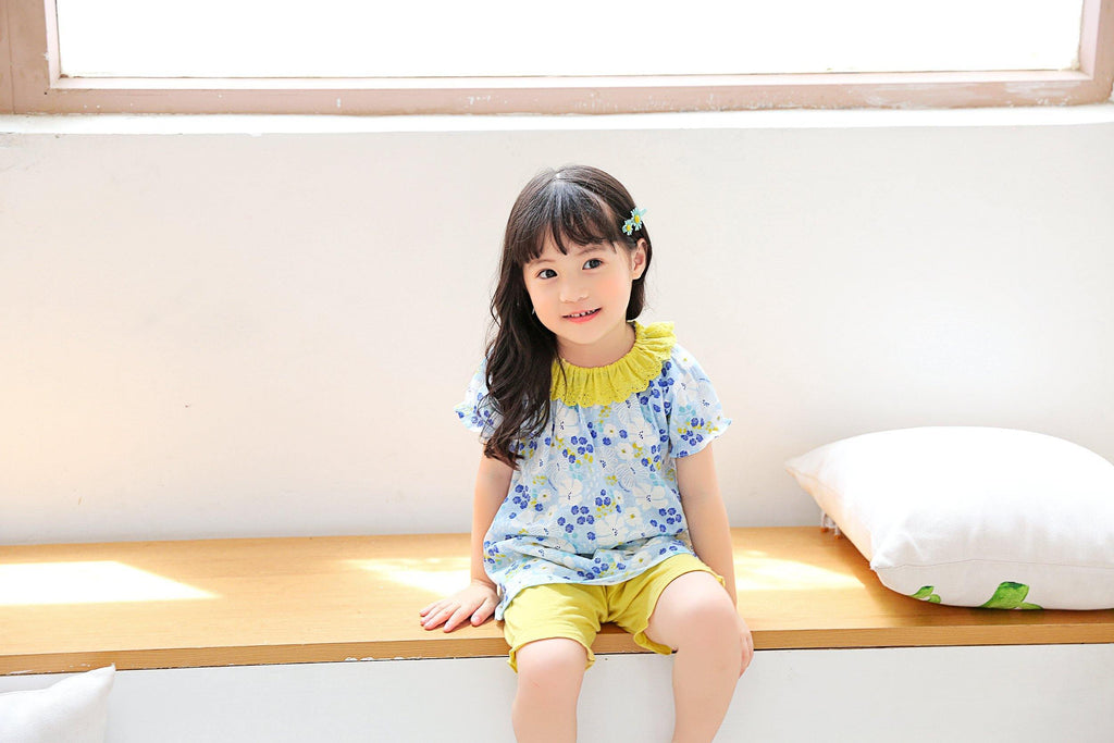Claudia Floral Toddler PJ (SUMMER)