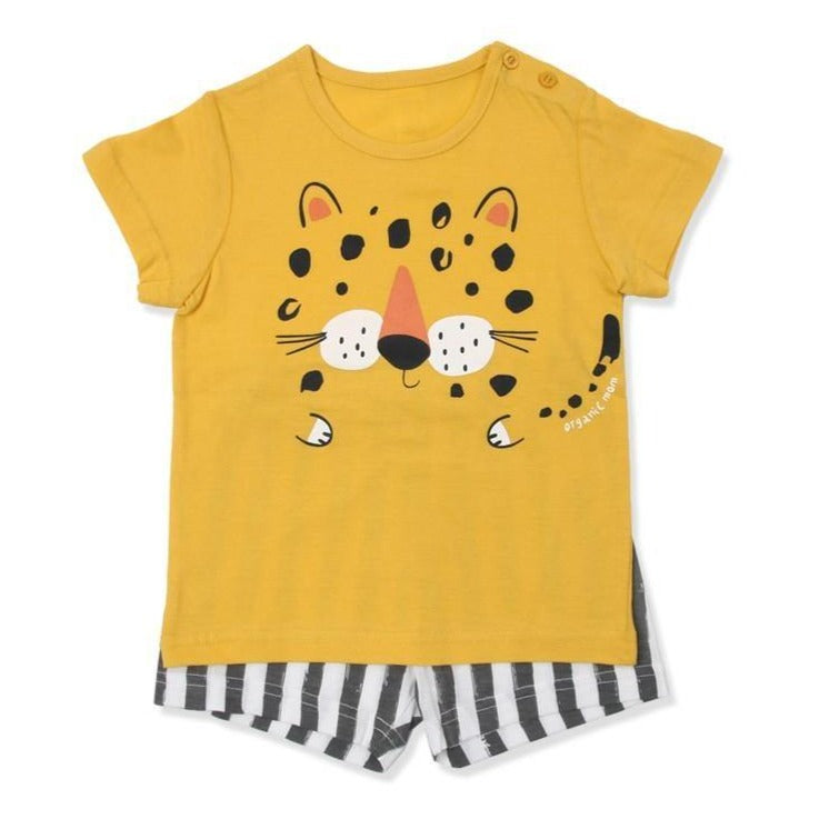 Tid King of The Forest Toddler PJ (SUMMER)