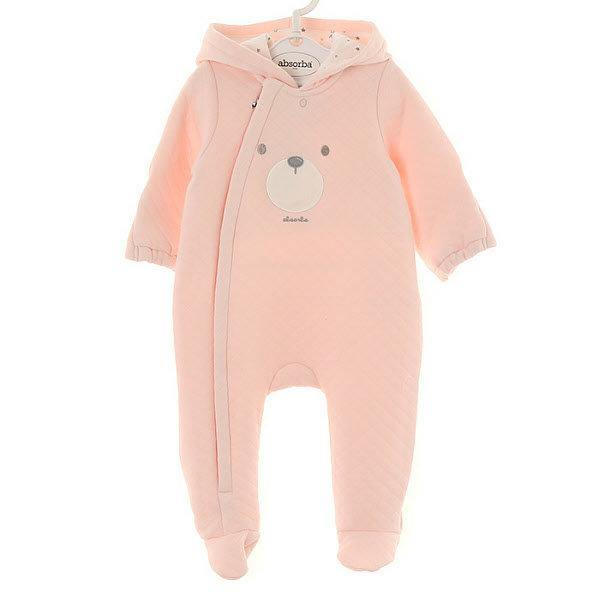 Happyland Little Beary Romper Jacket - Organic Mom Hong Kong