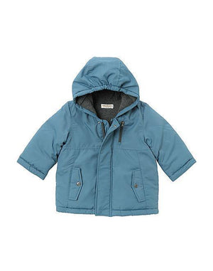 JACKET - BLUE(Fall/Winter) - Organic Mom Hong Kong