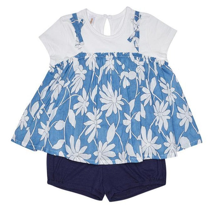 Kitty Floral Happyland Outfit