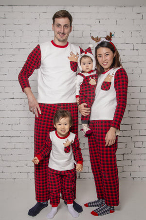 LIMITED EDITION Organic Cotton Christmas PJ