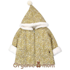Organicmom Greeny Padded Jumper(Fall/Winter) - Organic Mom Hong Kong