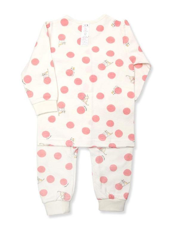 Sally Kitty Toddler PJ (FALL) - Organic Mom Hong Kong