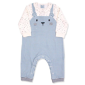 Sunny Bear Organic Cotton Onesie (FALL) - Organic Mom Hong Kong
