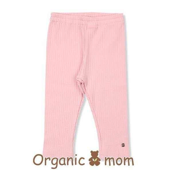Organicmom Pink Basic Leggings ˆFall/Winter ?- Organic Mom Hong Kong