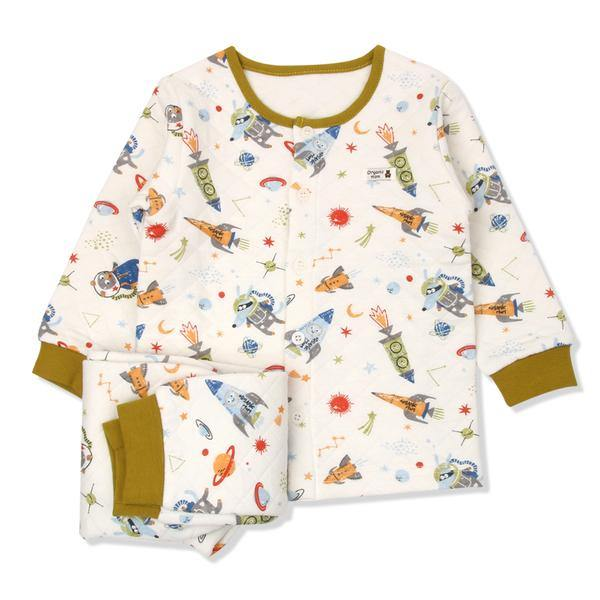 Foxy Astronaut Boys PJ (Winter)