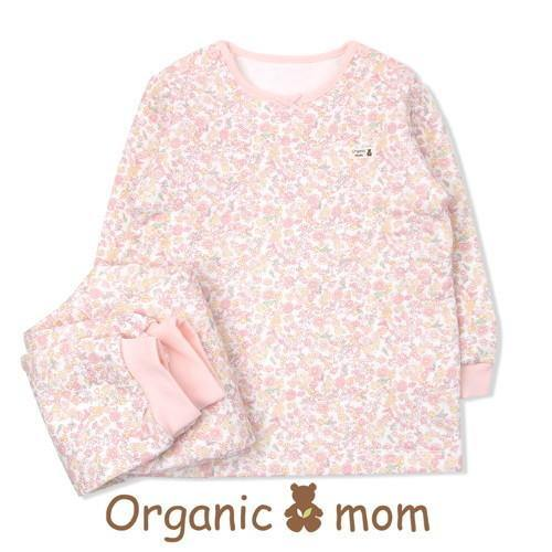 Sweet Dream Floral Girls PJ (Winter) - Organic Mom Hong Kong