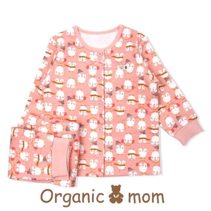 Goodnight Penguin Girls PJ (Winter) - Organic Mom Hong Kong