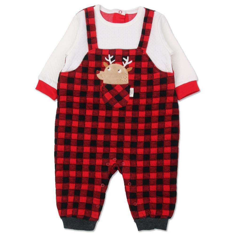 Christmas Reindeer Winter Onesie