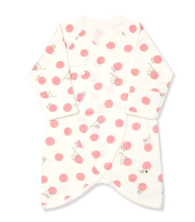 Training Kitten Newborn Gown (FALL/WINTER)