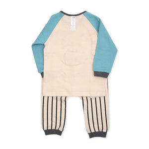 Zippy Zebra Toddler PJ (FALL/WINTER) - Organic Mom Hong Kong