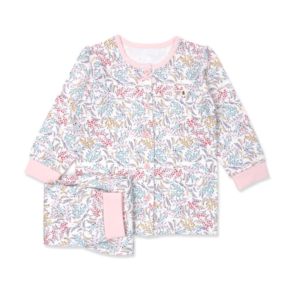 Daisy Garden Toddler  PJ (FALL/WINTER) - Organic Mom Hong Kong