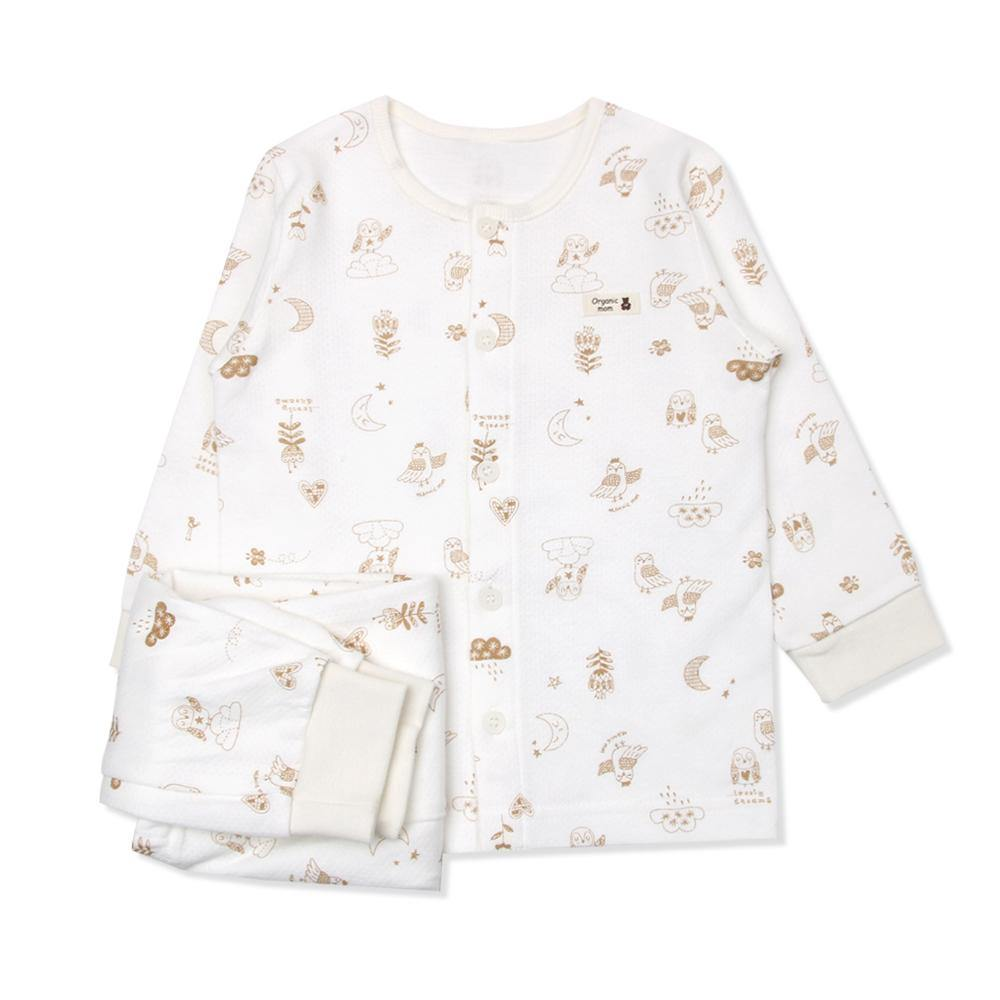 Owly Owl Toddler PJ (FALL/WINTER) - Organic Mom Hong Kong