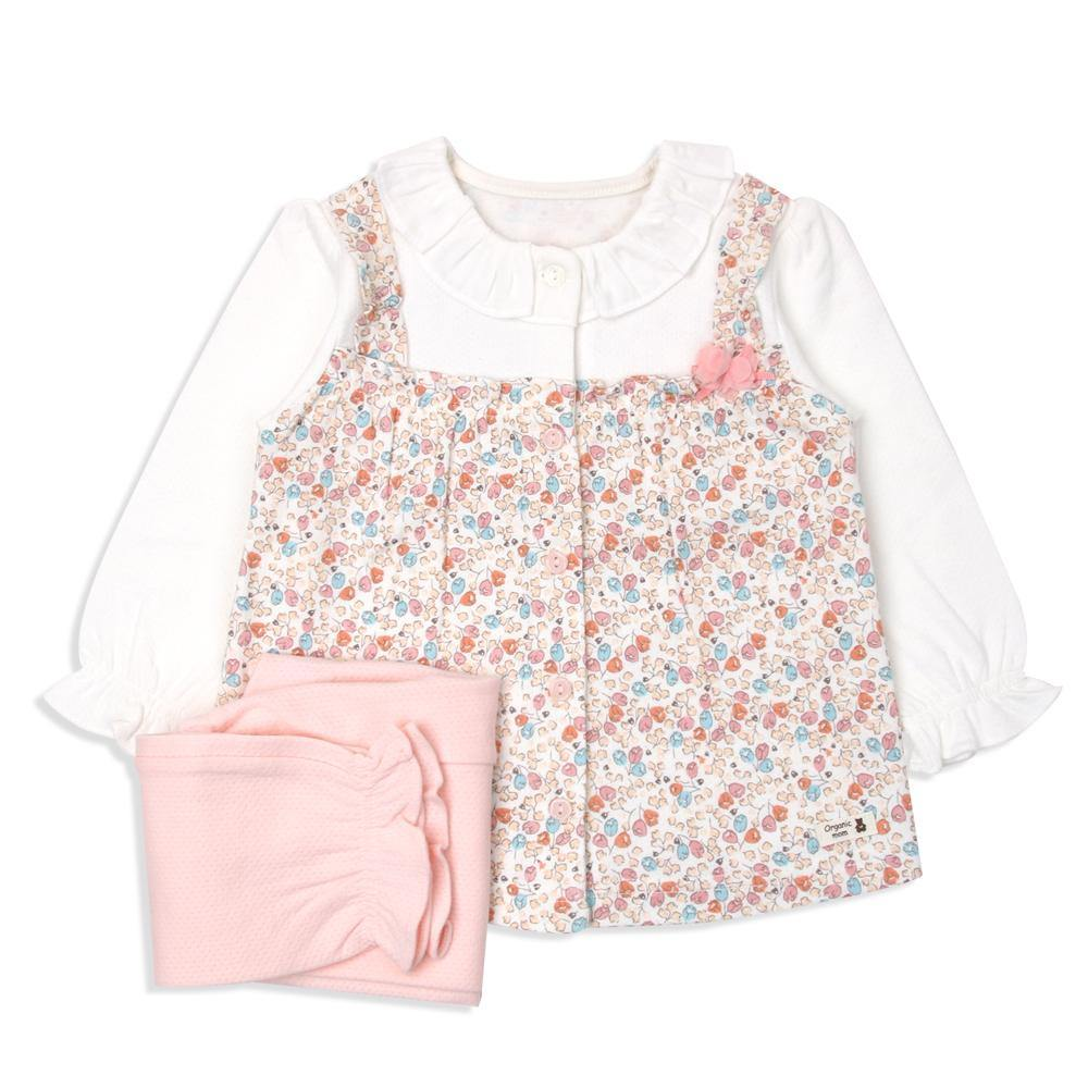 Anna Princess Toddler PJ (FALL/WINTER) - Organic Mom Hong Kong