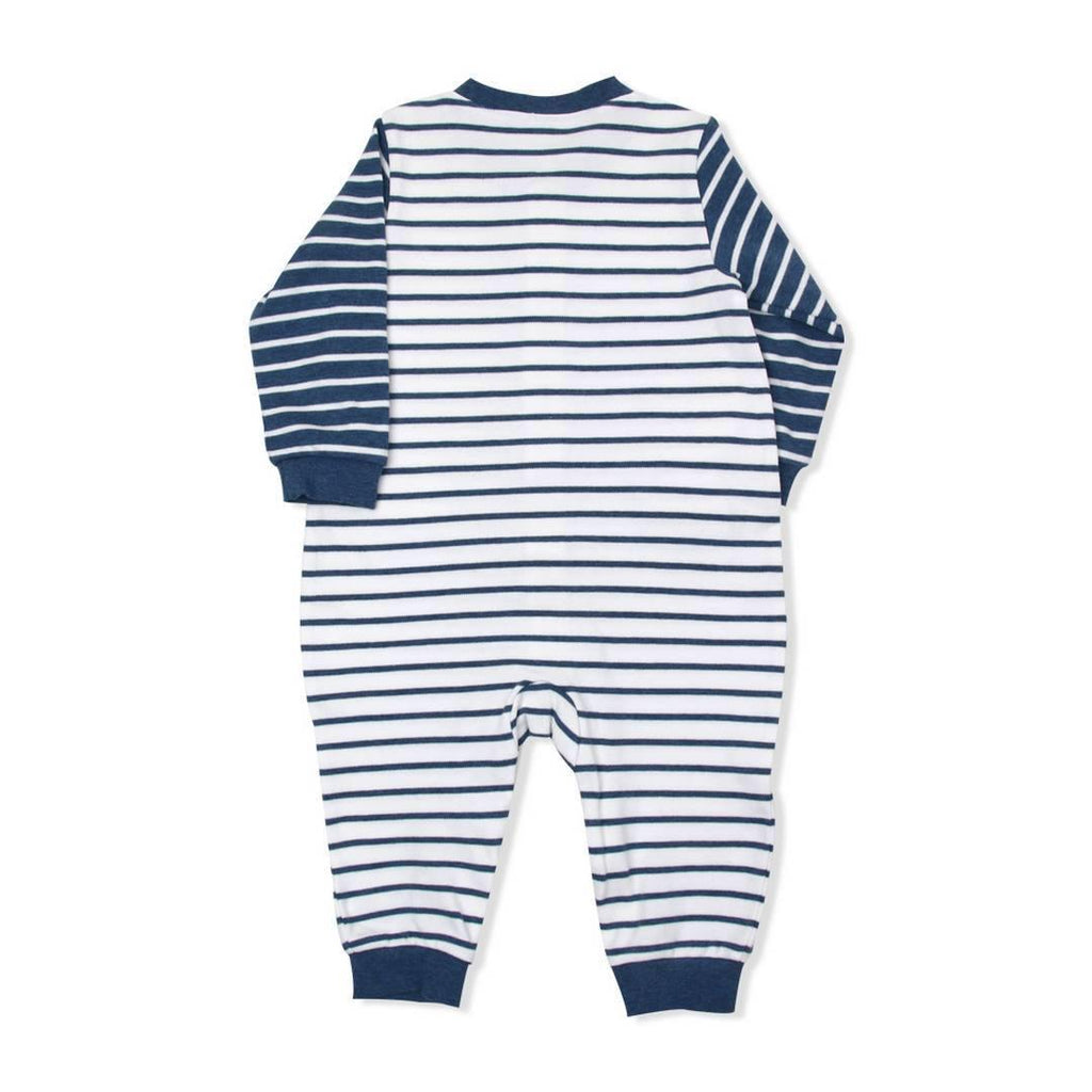 Mr. Fox Organic Cotton Onesie(Fall/Winter) - Organic Mom Hong Kong