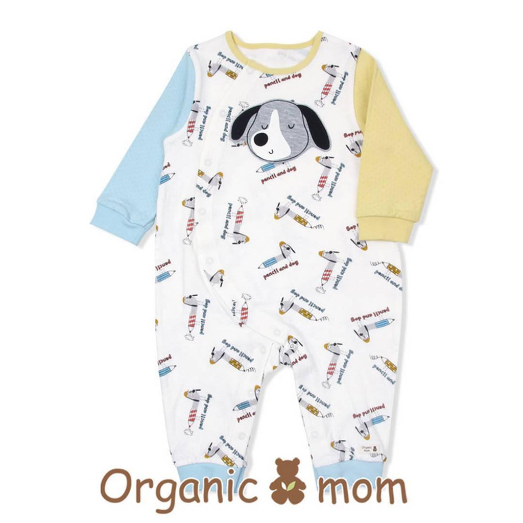 Bingo Dog Organic Cotton Onesie (Fall/Winter)