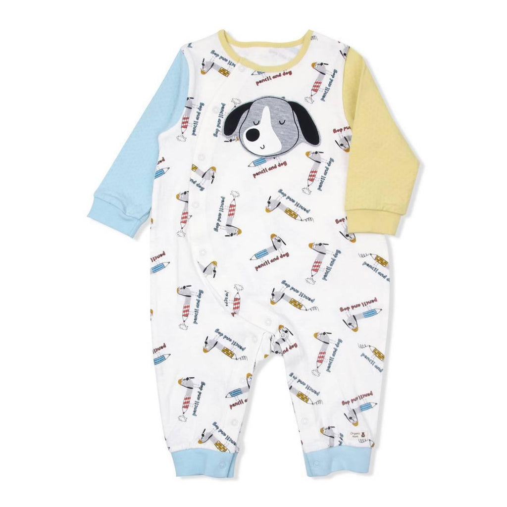 Bingo Dog Organic Cotton Onesie (Fall/Winter) - Organic Mom Hong Kong