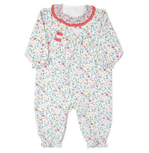 Monna Lisa Girl Organic Cotton Onesie (FALL) - Organic Mom Hong Kong