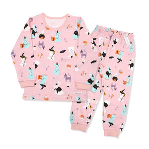 Kitty Witchy Big Girl PJ (Fall/Winter) - Organic Mom Hong Kong