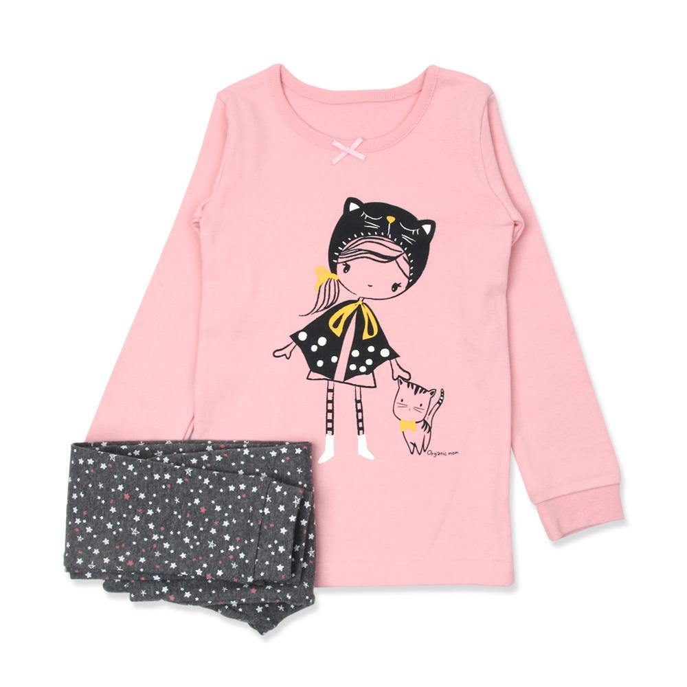 Lilian Catgirl Big Girl PJ (Fall/Winter)