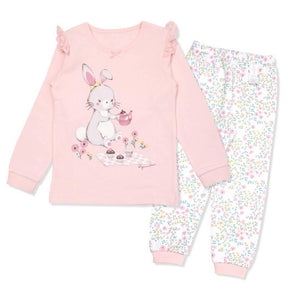 Minnie Bunny Big Girl PJ (Fall/Winter) - Organic Mom Hong Kong