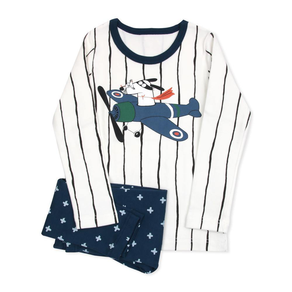Go go Dog Big Boy PJ (Fall/Winter) - Organic Mom Hong Kong
