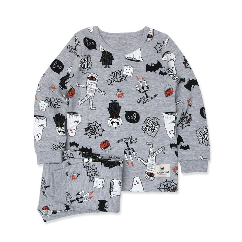 Zombie land big Boy PJ (Fall/Winter) - Organic Mom Hong Kong